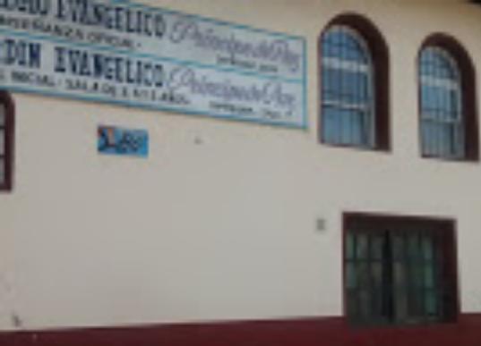 Colegio Evangélico Príncipe de Paz 2