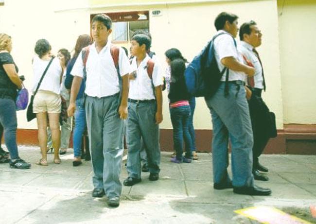 Abrupta caída en matrículas de colegios privados para el ciclo 2020 3