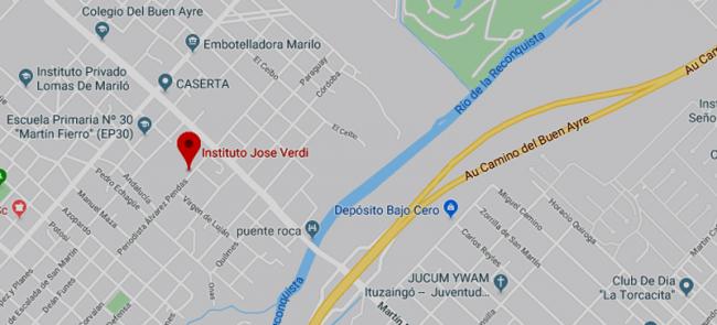 Instituto José Verdi 1