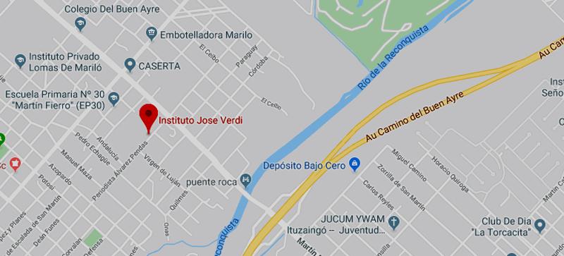 Instituto José Verdi 2