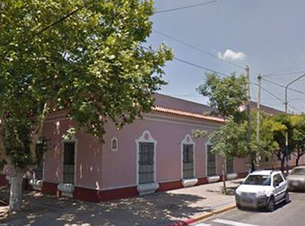 Instituto María de Lujan Sierra 1
