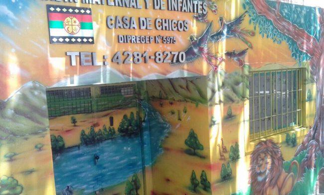 Jardin Casa de Chicos (Peumayen) 1