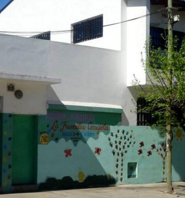 Jardin La Familia Conejola 1