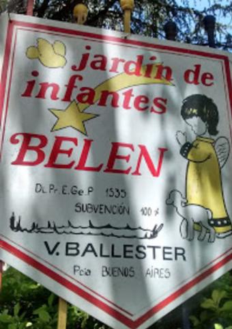 Jardin de infantes Belén 3