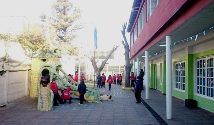 Colegio Amancio Alcorta 2