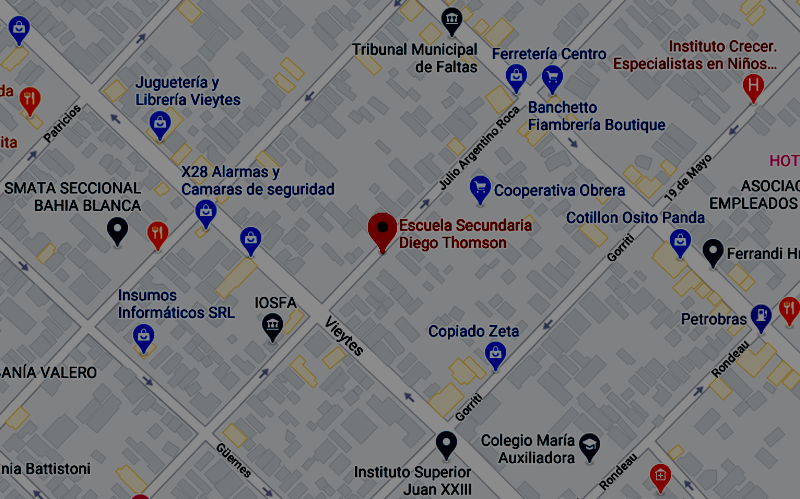 Listado de colegios privados en Bahia Blanca 7