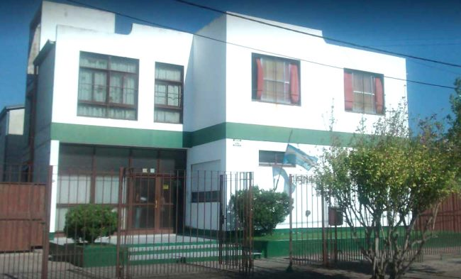 Colegio Presidente Sarmiento 1