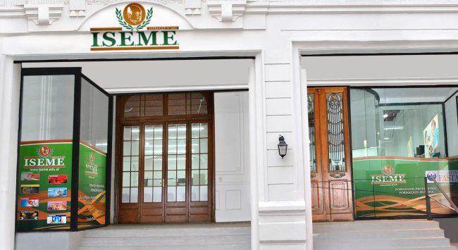 Instituto Ezequiel Martínez Estrada (ISEME) 16