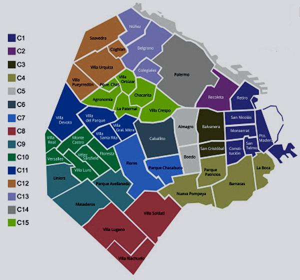 Las zonas de Buenos Aires con mayor cantidad de escuelas y colegios 1