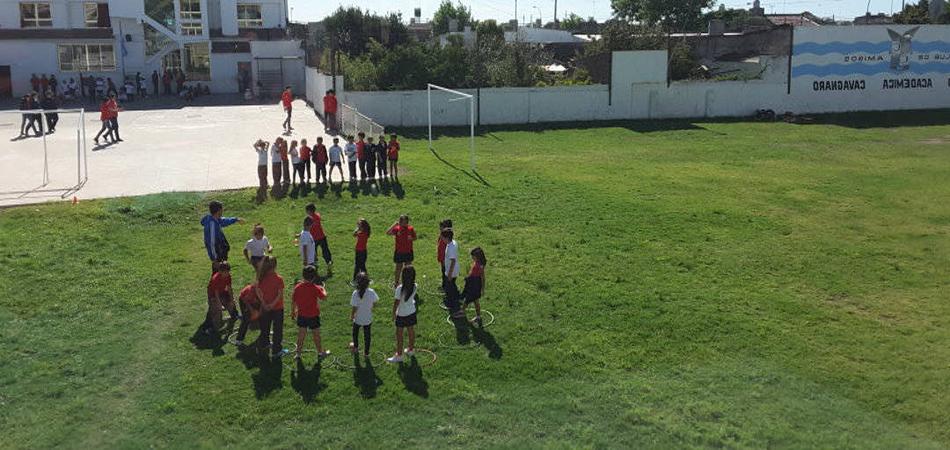 Colegio Cavagnaro (Unidad Académica Cavagnaro) 4