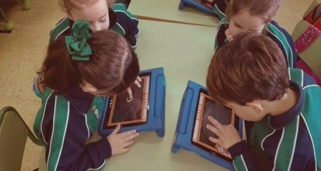 ¿Es útil usar tablets en el aula? 11