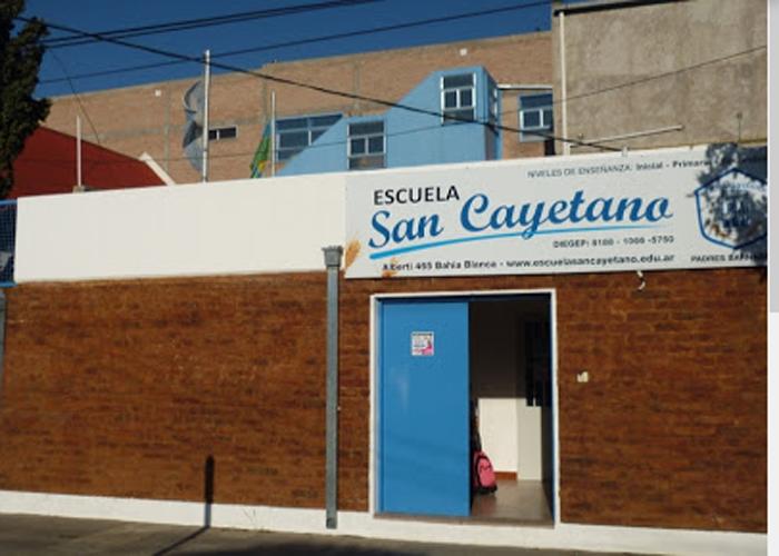 Escuela San Cayetano 3