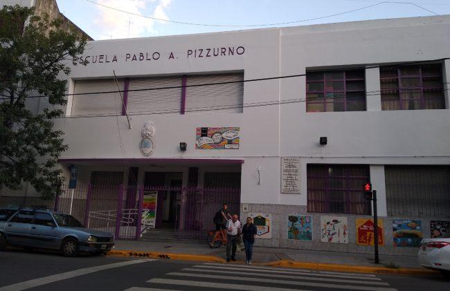Escuela Pablo A. Pizzurno 1