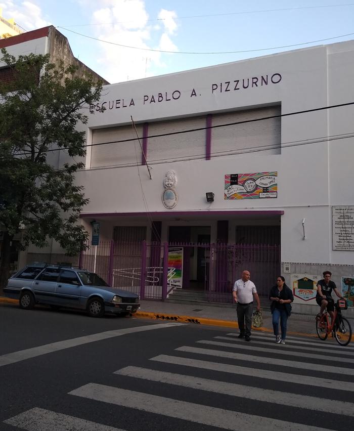 Escuela Pablo A. Pizzurno 2