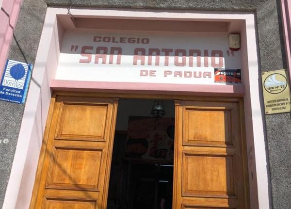 Colegio San Antonio de Padua 1