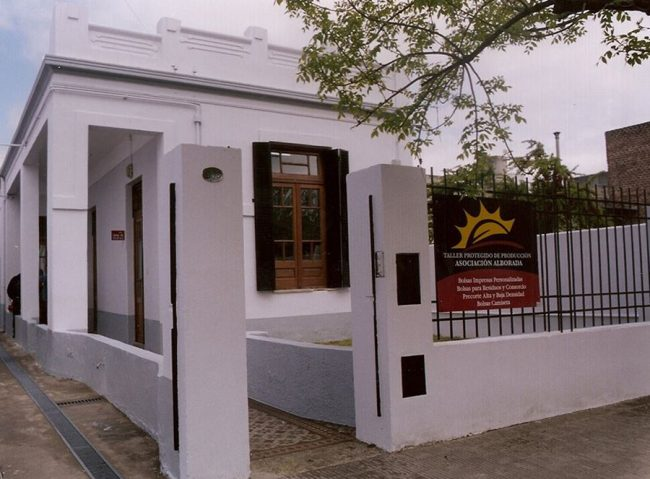 Escuela Especial Asociación Alborada 16