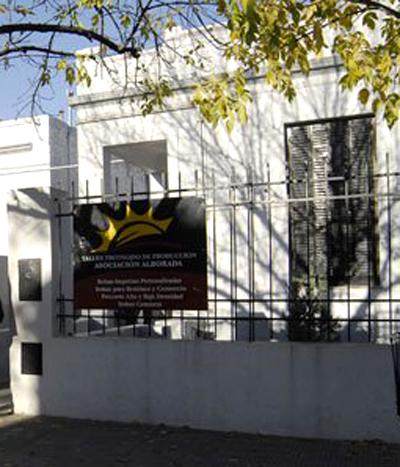 Escuela Especial Asociación Alborada 2
