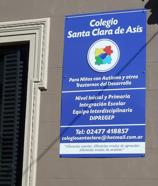 Escuela Especial Santa Clara de Asís 2