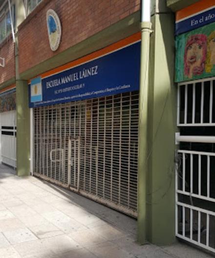 """Escuela nro 10 de 9 """"Manuel Lainez"""" 13"""