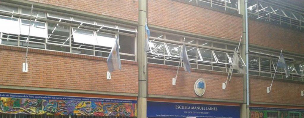 """Escuela nro 10 de 9 """"Manuel Lainez"""" 2"""