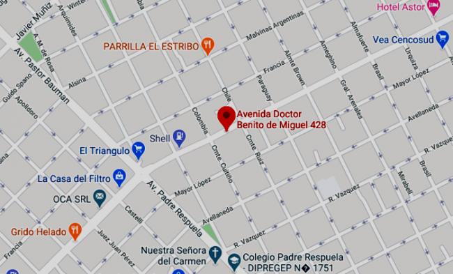 Hogar Escuela San Miguel 1