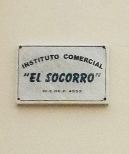 Instituto Comercial El Socorro (I.C.E.S) 2