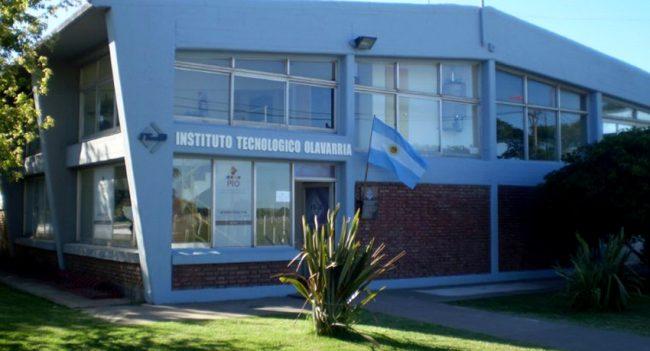 Instituto Tecnológico Olavarría (ITECO) 27