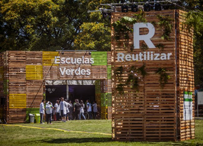 Las principales Escuelas Verdes de la Ciudad de Buenos Aires 1