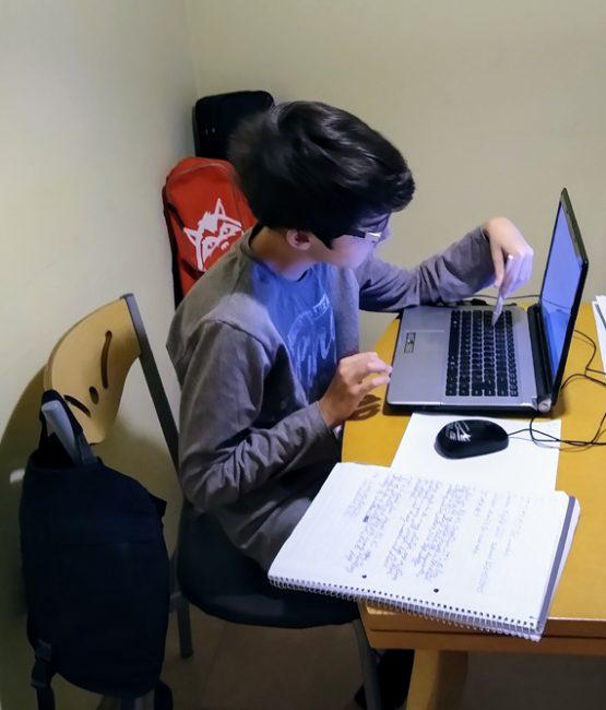 Los colegios privados no cumplen con la enseñanza virtual 1