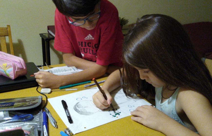 Los colegios privados no cumplen con la enseñanza virtual 2