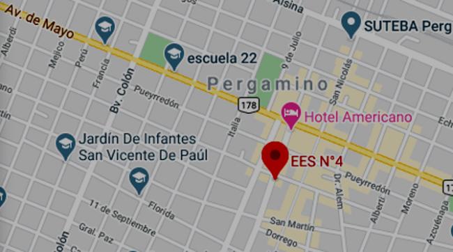Escuela Secundaria Mariano Moreno 1