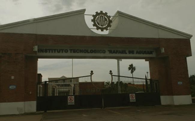 Instituto Tecnológico Rafael de Aguiar (ITEC) 20