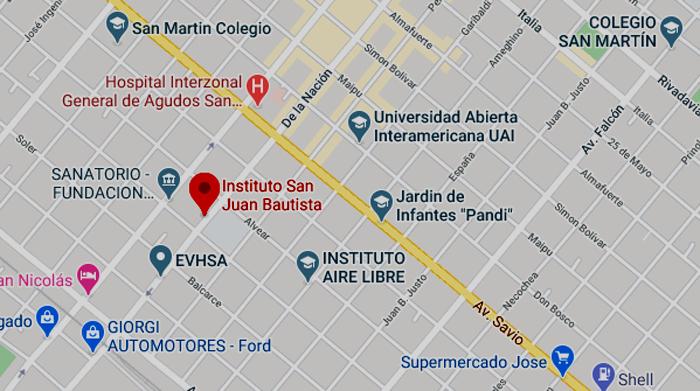 Instituto San Juan Bautista 2