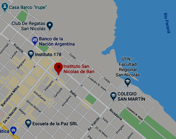 Instituto San Nicolás de Bari 3