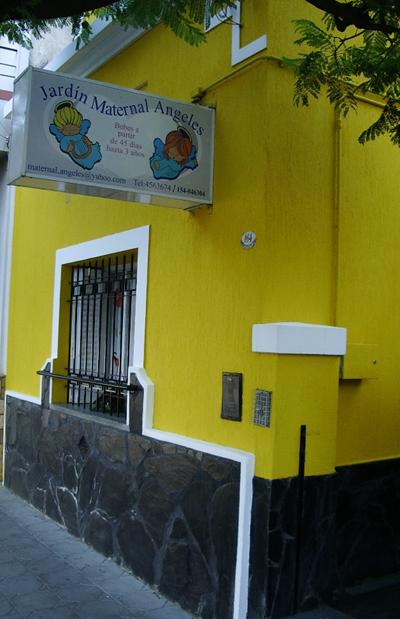 Jardin Maternal Ángeles 1