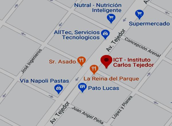 Colegio Carlos Tejedor (ICT) 2