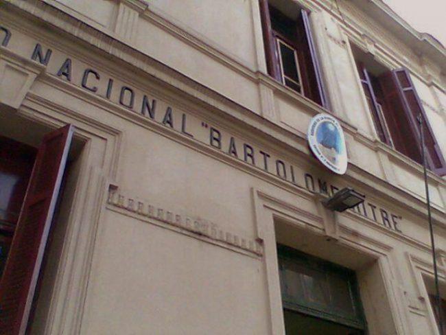 """Colegio Nacional N° 5 """"Bartolomé Mitre"""" 16"""