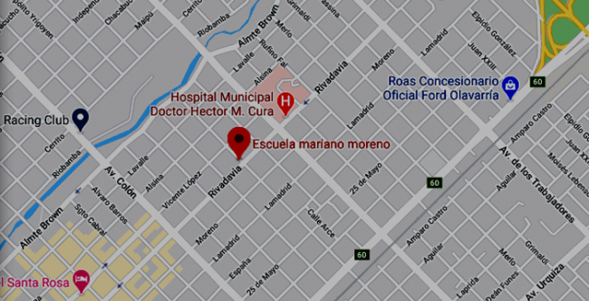 Colegio Mariano Moreno 10