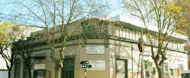 Instituto Antartida Argentina 38