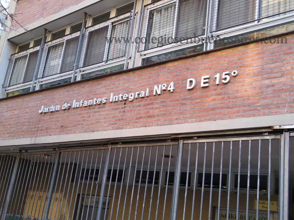 """Jardín de Infantes Integral N°4 DE 15 """"Ariel Bufano"""" 4"""