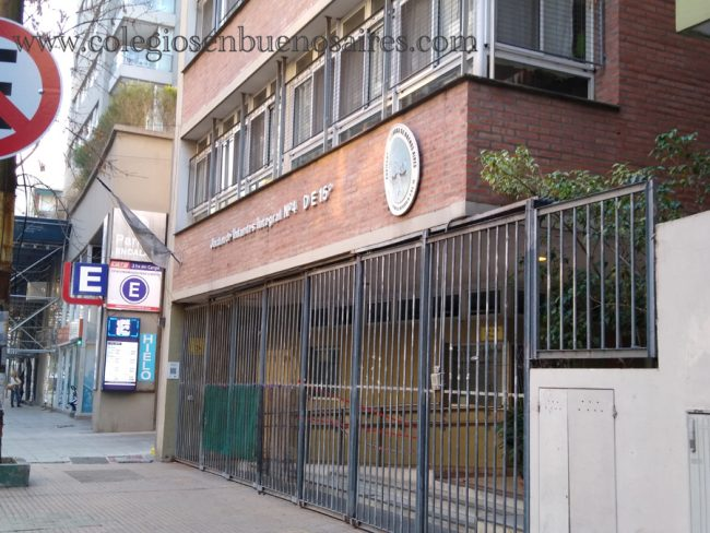 """Jardín de Infantes Integral N°4 DE 15 """"Ariel Bufano"""" 1"""