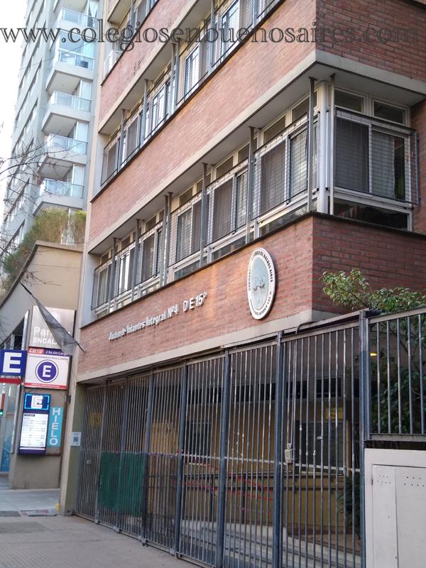 """Jardín de Infantes Integral N°4 DE 15 """"Ariel Bufano"""" 3"""