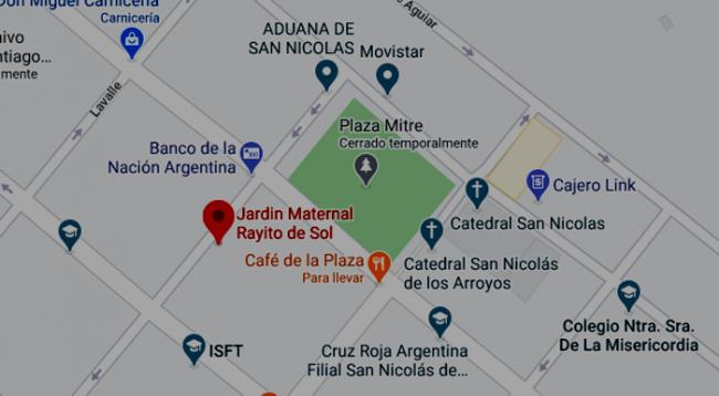 Jardin Rayito de Sol 7