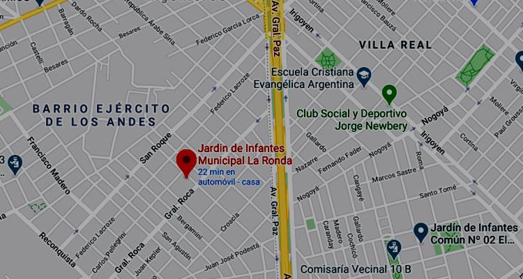 Jardin de Infantes Municipal La Ronda 2