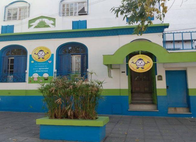 Jardin de infantes Pepin Cascarón 1