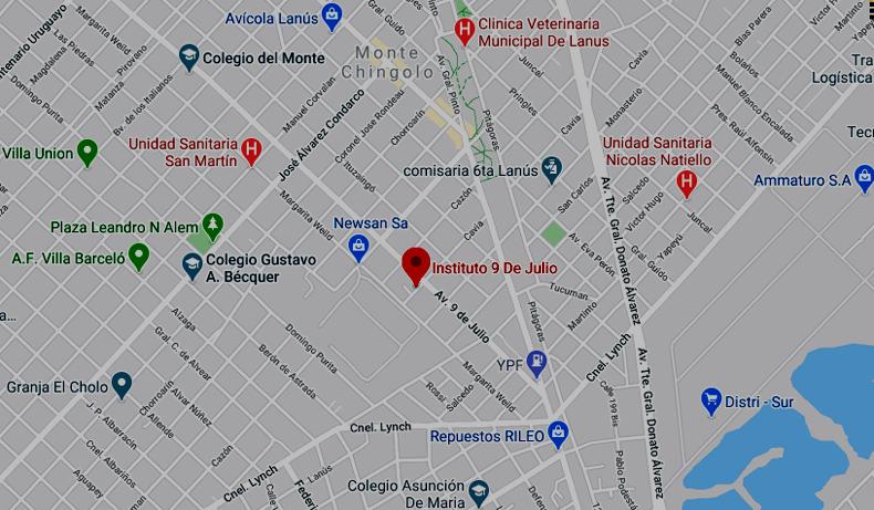 Listado de colegios privados en Lanús 2