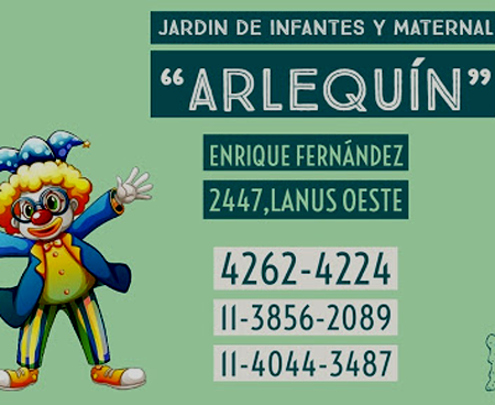 Jardin Arlequin 3