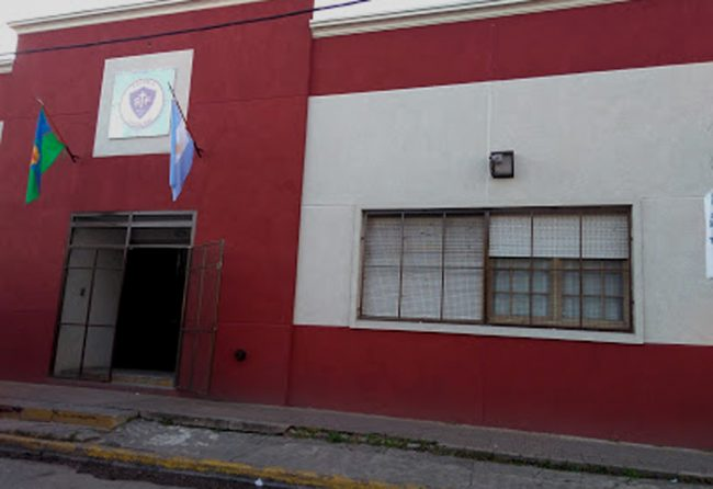 Instituto Santa Faz 1