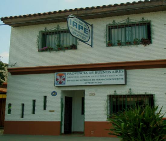 IAPE (Apoyo y Perfeccionamiento Educativo) 19