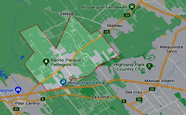 Listado de colegios privados y públicos en Villa Rosa (Pilar) 29